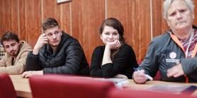 Studenti FSpS podporují sportovce shandicapem