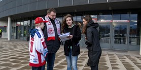 Studenti FSpS spolupracuji sHC Oceláři Třinec