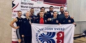 Studenti FSpS reprezentovali vsoutěži ve vzpírání vPolsku