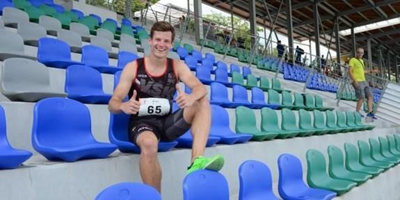 <span>Jedním z těch, kdo si o stipendium zažádal a dostal ho, je reprezentant v atletice a účastník mistrovství Evropy Martin Tuček.</span>