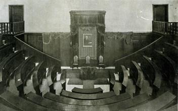 Auditorium maximum Masarykovy univerzity, 1922