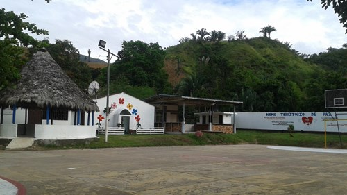 Archiv J. Hudcovské: škola v El Neme