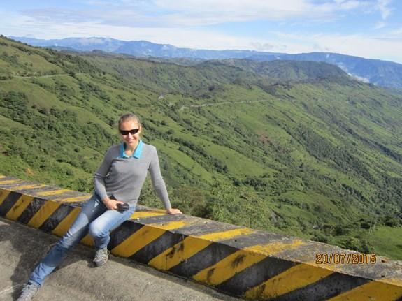 Archiv J. Hudcovské: Kolumbie, kraj Antioquia