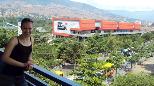Archiv J. Hudcovské: Medellín