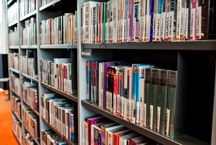 Books in open access collection