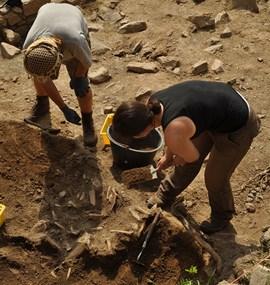 Letní škola archeologie
