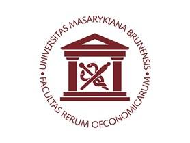 Fakultní logo používané do roku 2018.