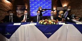 Setkání hejtmanů ahejtmanek tří českých krajů aDolního Rakouska potvrdilo zájem na rozvoji apropojení univerzitních institucí vTelči aKremsu