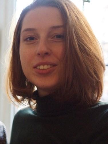 Ferjančeková je aktivní také na fakultě sociálních studií. Dlouho pracovala v knihovně, pořádá také Prvákoviny. Zdroj: Terézia Ferjančeková
