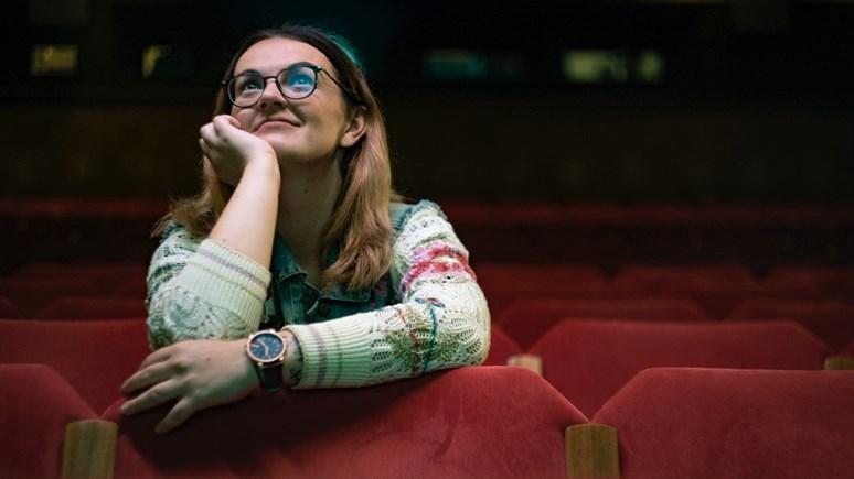 Jedním z oblíbených míst Kateřiny je Univerzitní kino Scala. Foto: Jiří Mucha