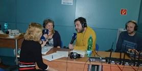 Český rozhlas vysílal zkampusu Bohunice