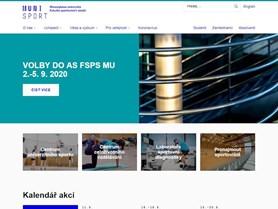 Fakulta sportovních studií Masarykovy univerzity | MUNI SPORT