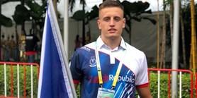 Matěj Peňáz přivezl zThajska zlatou medaili