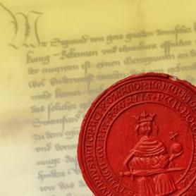 Listiny císaře Zikmunda