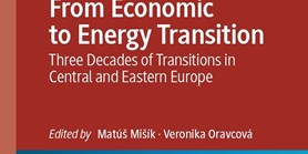 Jirušek & Vlček on Economic and Energy Transition in the Baltics
