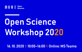 Open Science Workshop 2020
