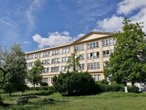 Building  CeŠu, Šumavská Centre, Šumavská 15