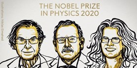 This year's Nobel Prize in Physics was awarded for black hole research
