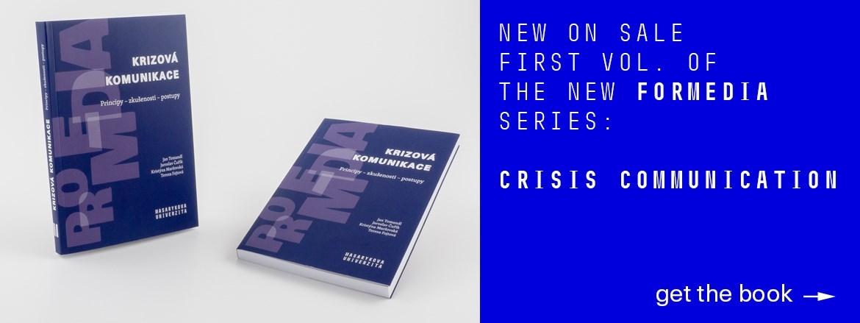 New on sale: Crisis communication