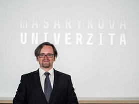 Dr Zbíral awarded the Rector's Prize