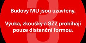 Univerzitní eskalační semafor: ČERVENÁ