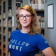 Karolína Věncková, fakultní koordinátorka