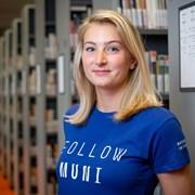 Dominika Rieglová, fakultní koordinátorka