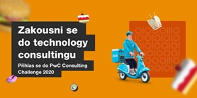 Soutěž PwC Consulting Challenge 2020