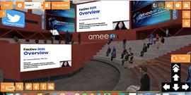 SIMU zastoupeno na AMEE 2020