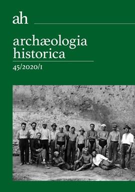 Archaeologia historica (AH 45/2020/1)
