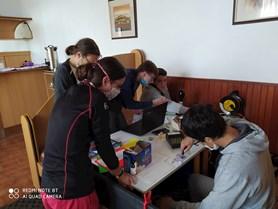 Fyzikální soustředění studentů středních škol Cikháj 2020