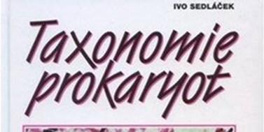 Kniha Taxonomie prokaryot