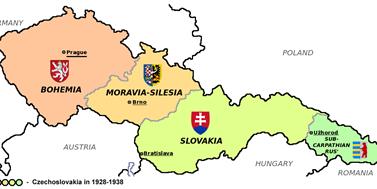 Podkarpatská Rus představovala po dvě desetiletí svébytnou součást Československa