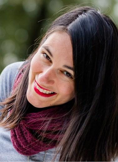 Gabriela Boková vystudovala dva magisterské obory, sociální práci a veřejnou politiku a lidské zdroje. Foto: archiv Gabriely Bokové