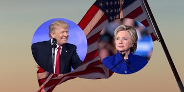 Nezvyklé apřekvapivé prezidentské volby vUSA