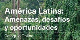 Interdisciplinární online konference přiblíží výzvy a příležitosti pro Latinskou Ameriku v době globalizace