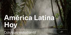 """Mezinárodní studentská konference """"América Latina Hoy"""" se uskuteční online"""