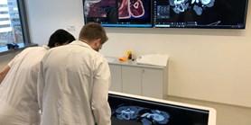 V SIMU zahájena výuka anatomie využívající virtuální pitevní stůl ANATOMAGE