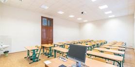 Mikroporty a nové kamery v učebnách budov K a L