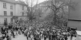 Den boje za svobodu a demokracii 17. 11. 2020