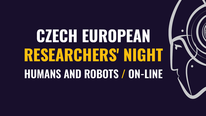 CZECH EUROPEAN RESEARCHERS NIGHT: 27 NOV 2020