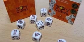 """Story cubes – """"desková hra"""" do výuky jazyků"""