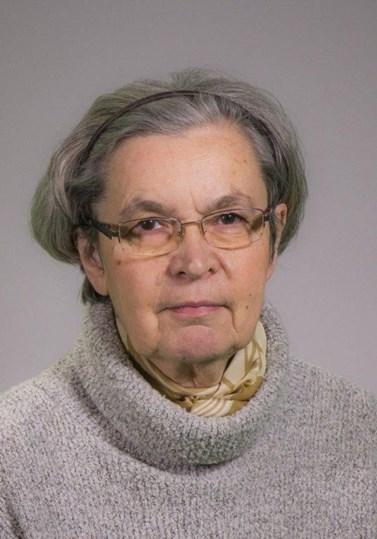 Hana Librová je zakladatelkou katedry environmentálních studií a od listopadu také první emeritní profesorkou fakulty sociálních studií. Foto: archiv katedry environmentálních studií