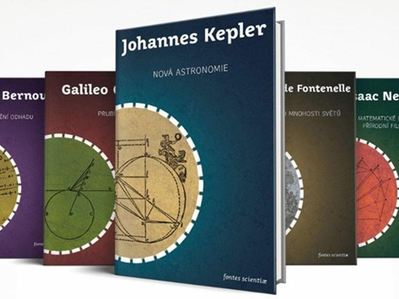 Kompletní edice Fontes Scientiae. Foto: togga.cz