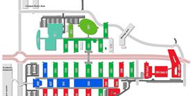 Nový orientační systém v kampusu