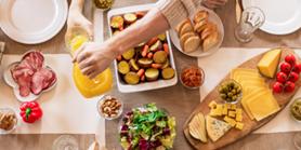 Za stravovací zvyklosti vděčíme rodičům – výsledky studie ELSPAC