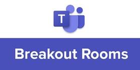 Skupinové místnosti Breakout rooms adalší novinky vMS Teams