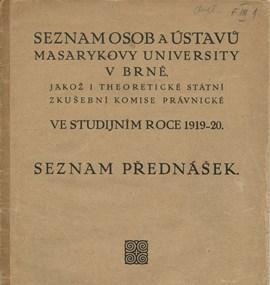 1919 / 20