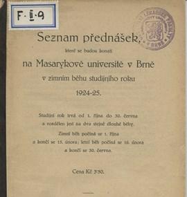 1924 / 25