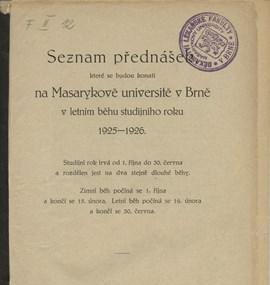 1925 / 26